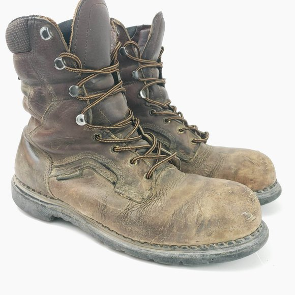 Red Wing Dynaforce 2238 Leather Steel